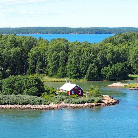 Archipel in Finland