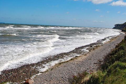 Strand vid Östersjön