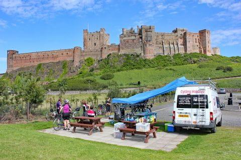 Skotsk slott