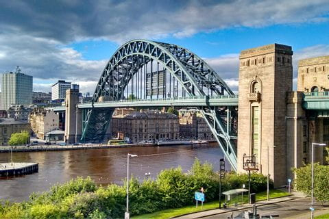 Tyne bron