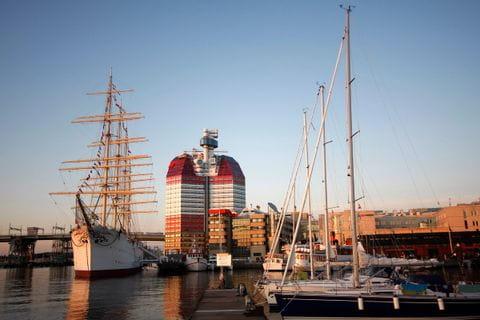 Göteborg hamn