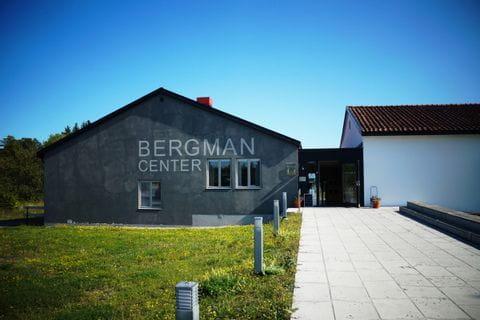 Bergmancenter on the island of Fårö