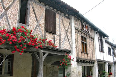 Fasad i Frankrike