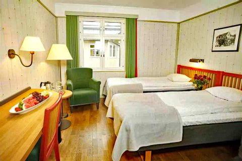Hotell Zinkensdamm tvåbäddsrum