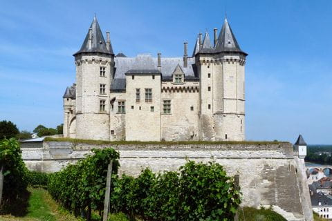 Slott i Saumur