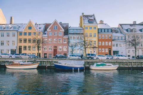 Båtar i Cristianshavn