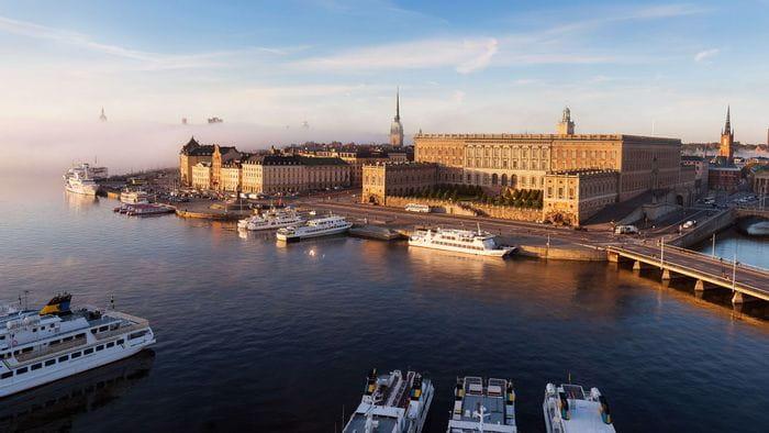 Radreisen in und um Stockholm