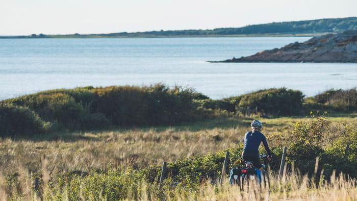 Radreisen in Westschweden